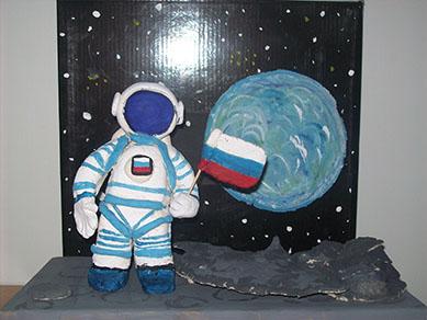 космонавт-из-соленого-теста