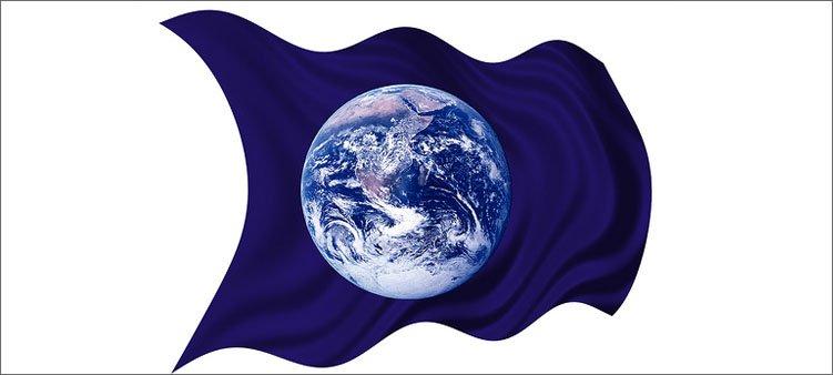 флаг-планеты-земля