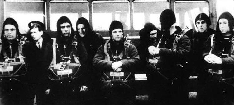 первые-советские-космонавты