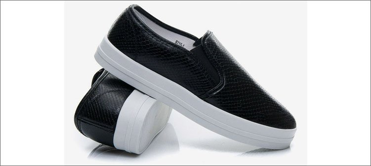 туфли-слипоны