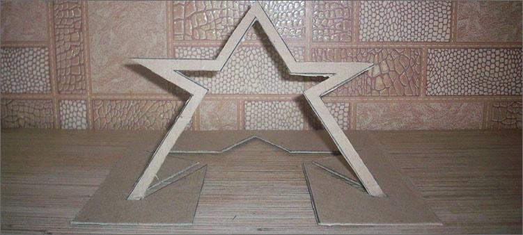 звезда-из-картона