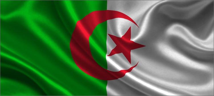 флаг-алжира