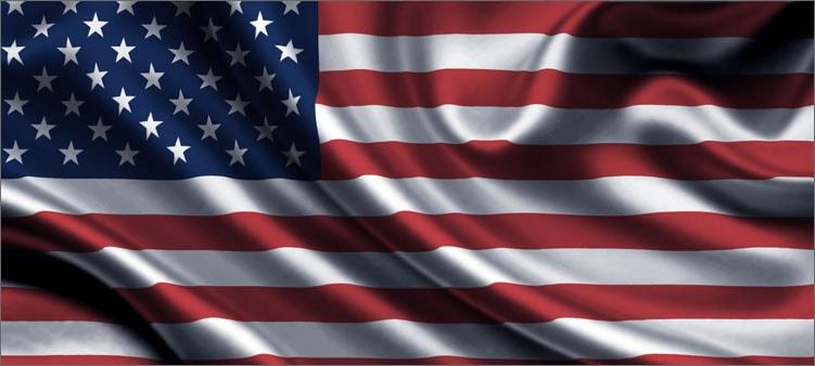 флаг-америки