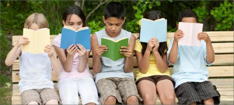 дети-читают-летом