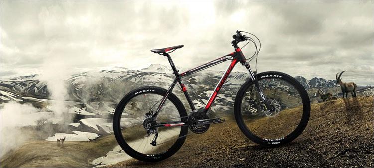 горный-велосипед-в-горах