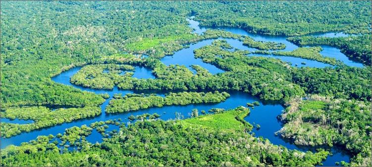 река-амазонка