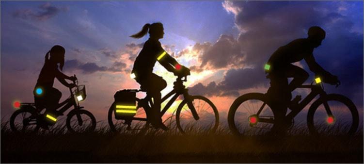 светоотражатели-на-велосипедах