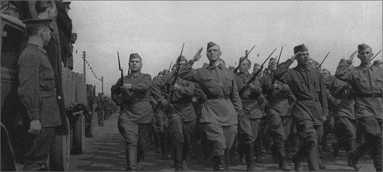 советские-воины