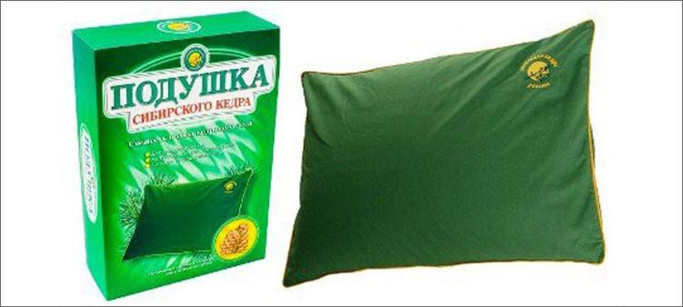 кедровая-подушка