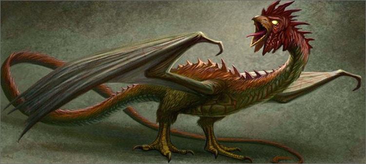 чудовище-василиск