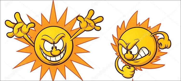 злое-солнце