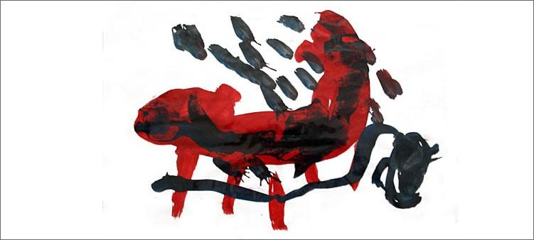 красно-черный-рисунок