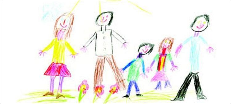 семья-на-рисунке