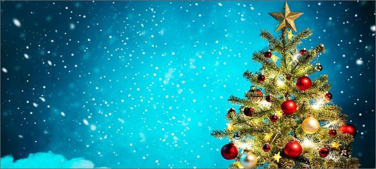 новогодняя-елка