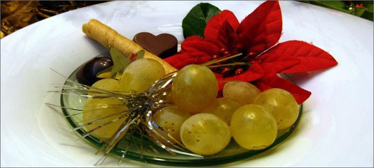 новогодние-виноградины