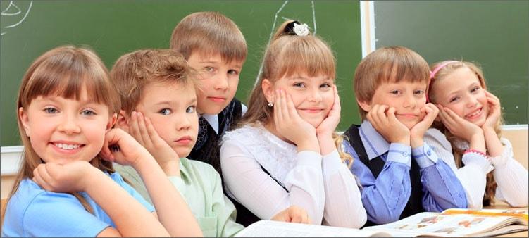 дети-в-школе