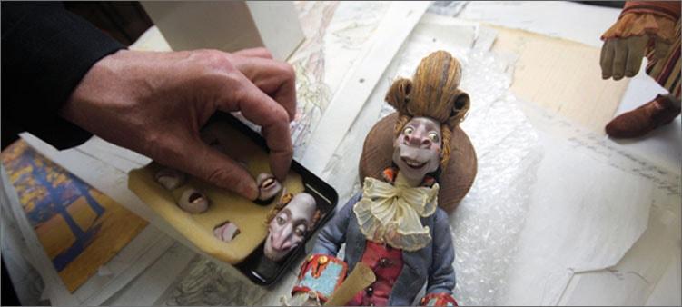 кукольник-художник