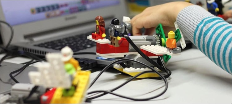 дети-делают-роботов
