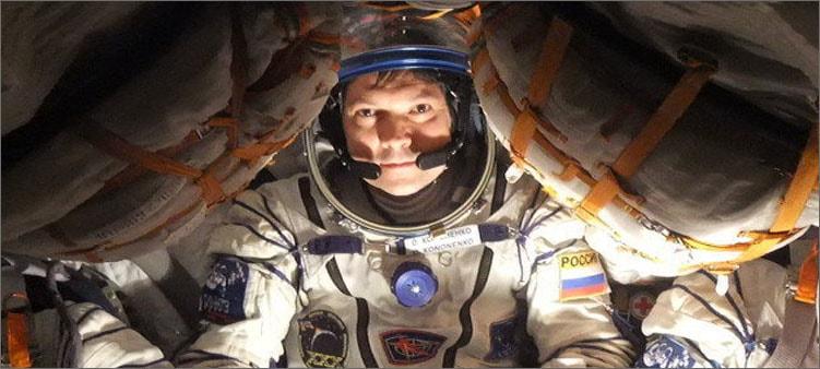 космонавт-в-ракете