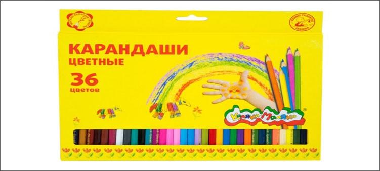 карандаши-каляка-маляка