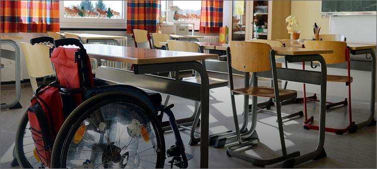 инвалидная-коляска-в-классе