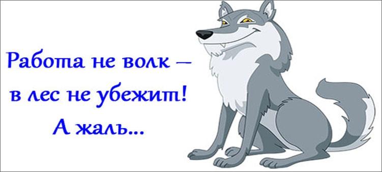 работа-не-волк