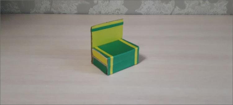 Из чего можно сделать большую коробку своими руками фото 831