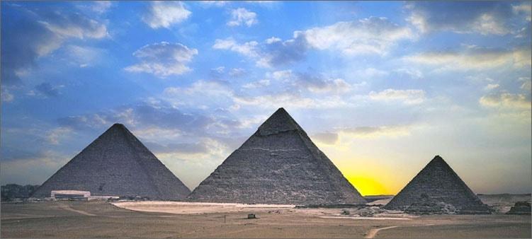 египетские-пирамиды