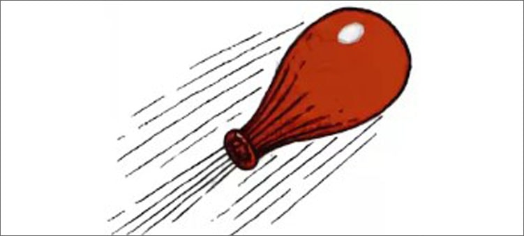 шарик-улетел