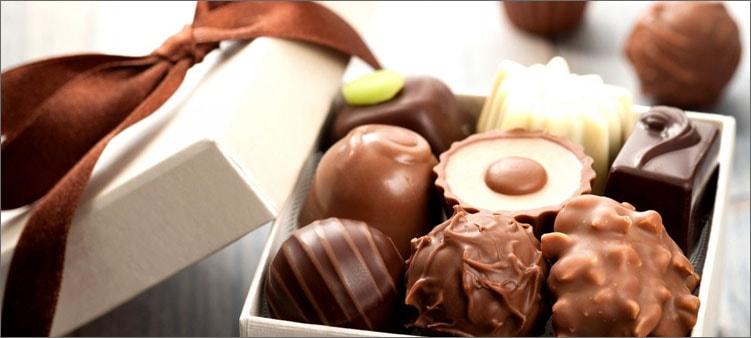 набор-шоколада