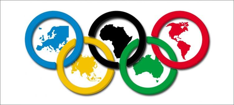 олимпийские-кольца