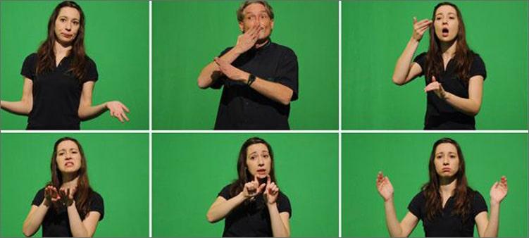 глухонемой-язык