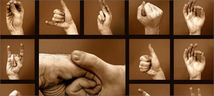 руки-жесты