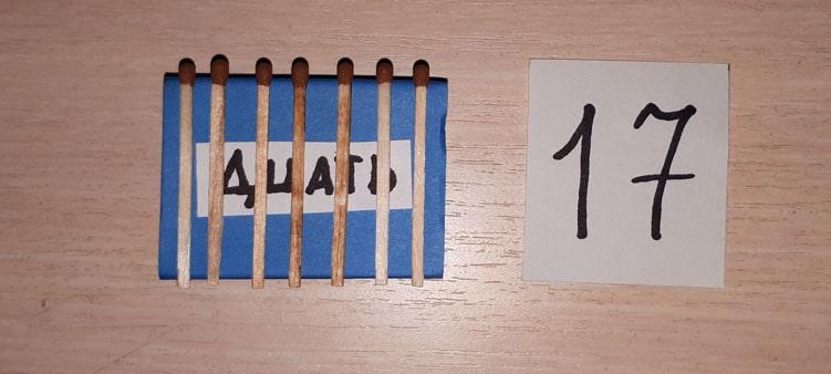 число-семнадцать