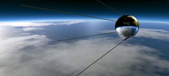 Картинки по запросу первый искусственный спутник Земли - «Спутник-1»