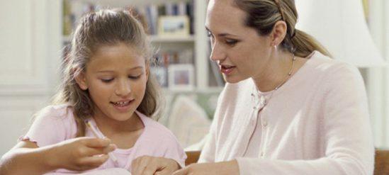 Как обучать ребенка на дому