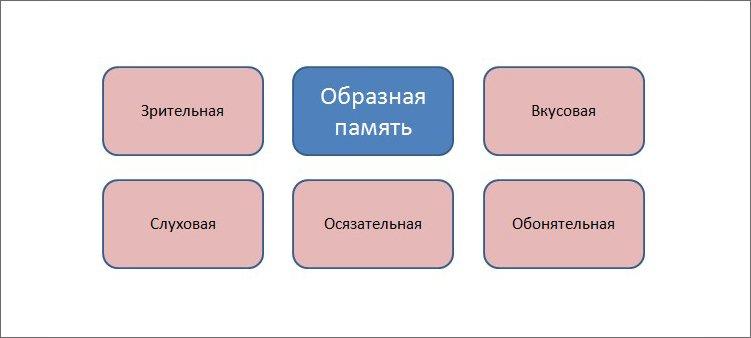 схема-виды-образной-памяти