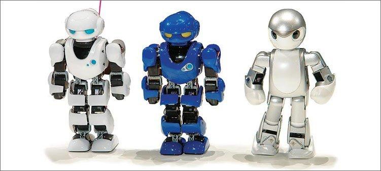 игрушечные-роботы