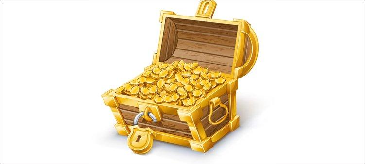 сундук-с-золотыми-монетами