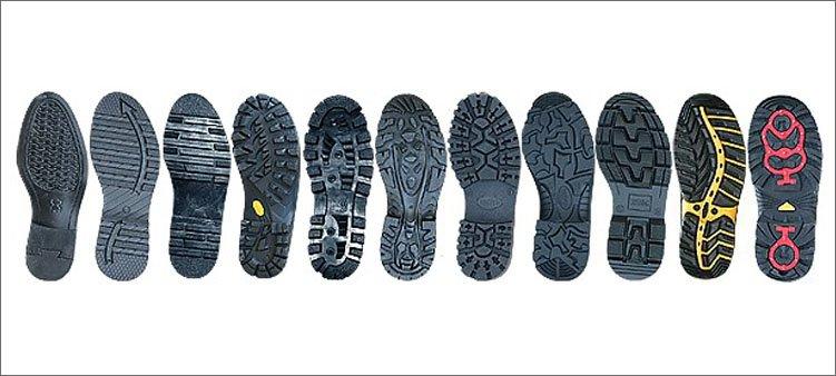 подошвы-обувные