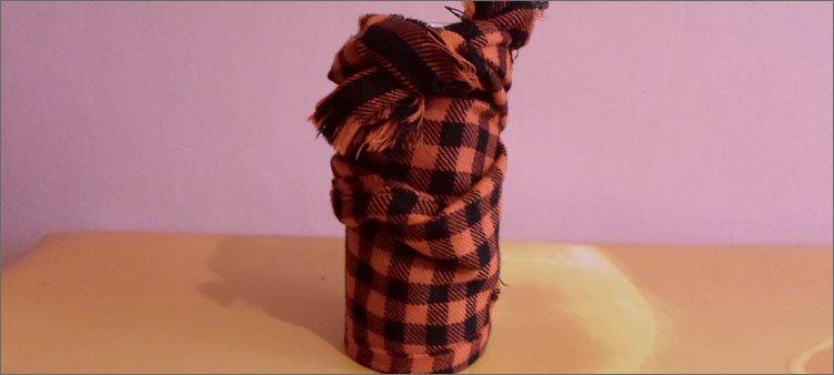 графин-в-шарфе