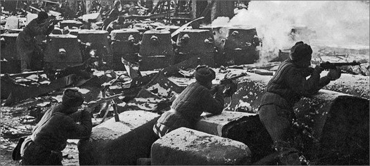 сталинград-во-время-войны