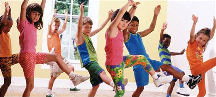 дети-танцуют