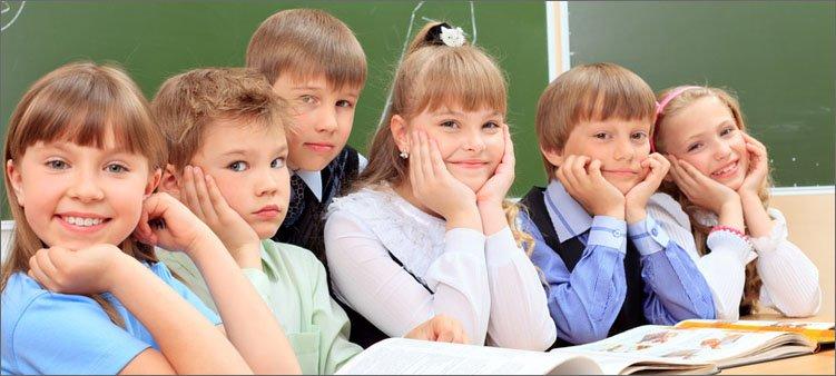 веселые-дети-в-школе