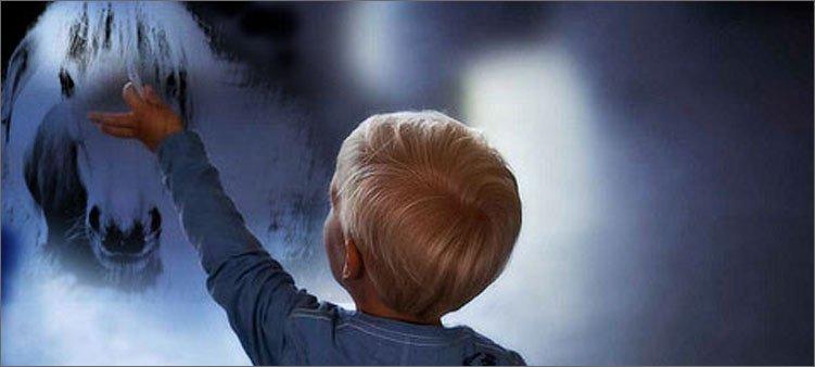 мальчик-гладит-воображаемого-коня