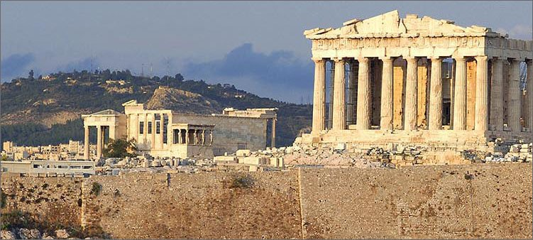 полуразрушенные-здания-древней-греции