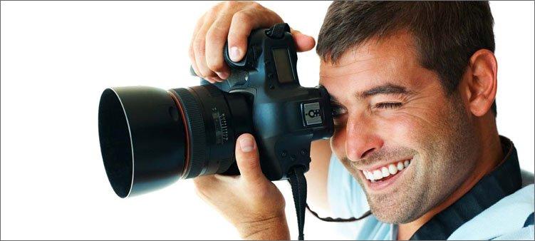 фотограф-снимает