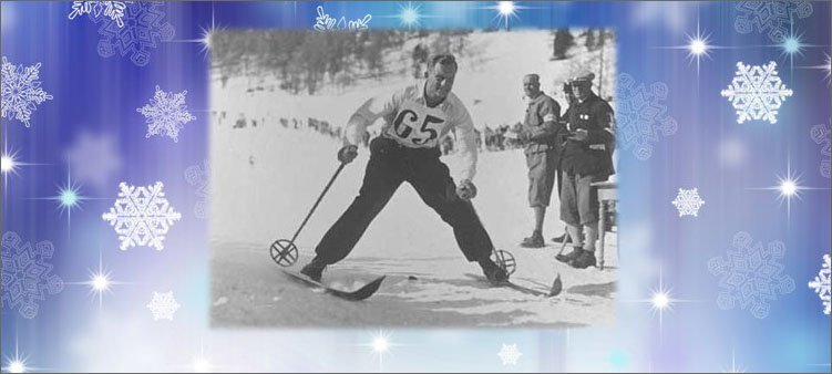 лыжник-на-финише-1928-год