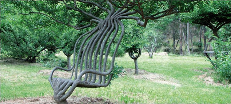 дерево-в-виде-кресла