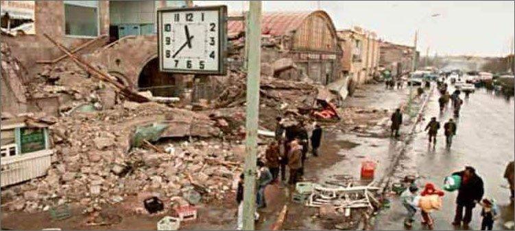 землетрясение-в-спитаке-армения